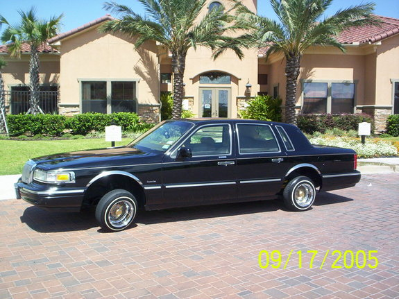 Carnales 1997 Lincoln Town Car Specs Photos Modification Info At