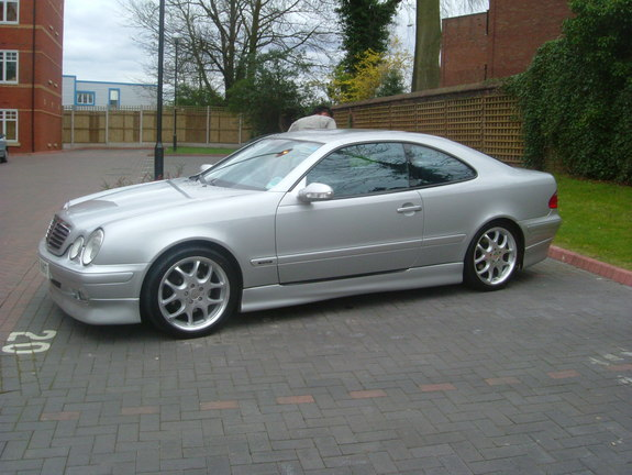 sandhu 2000 mercedes benz clk class specs photos modification info at cardomain. Black Bedroom Furniture Sets. Home Design Ideas