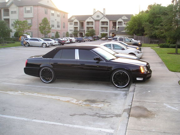 Another lilgank 2002 Cadillac DeVille post... - 6950905