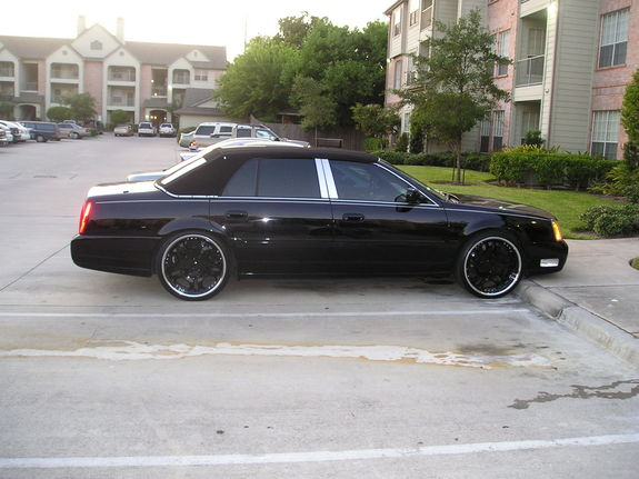 Another lilgank 2002 Cadillac DeVille post... - 6950906
