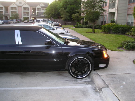 Another lilgank 2002 Cadillac DeVille post... - 6950907