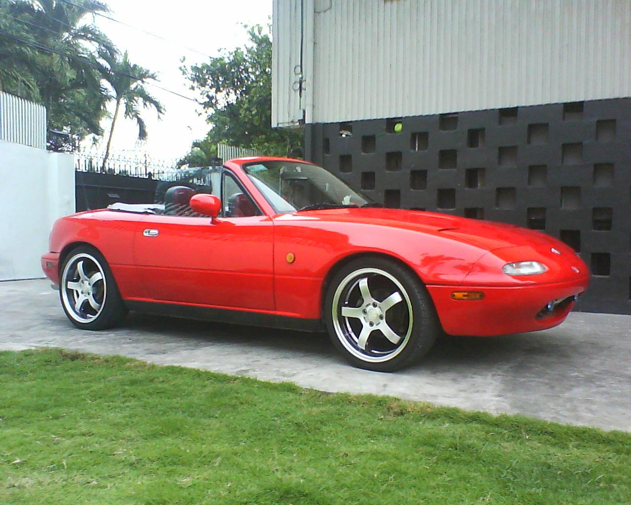 dkiams 1993 mazda miata mx-5 specs, photos, modification info at