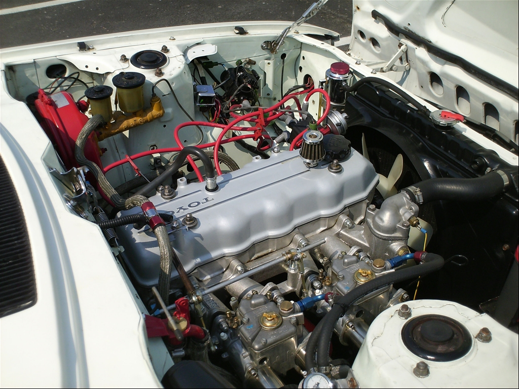 Toyota Celica 20r Engine