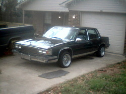 gdawg69 1986 Cadillac DeVille