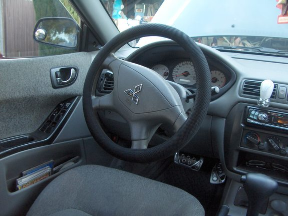 Large on 2013 Mitsubishi Galant