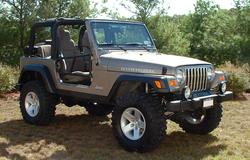BAMF2005s 2005 Jeep TJ