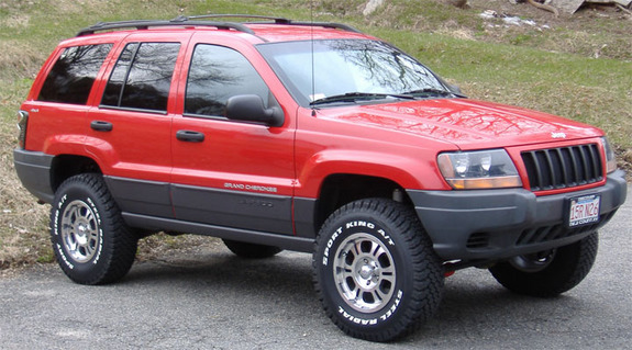Reddiablo99 1999 Jeep Grand Cherokee Specs  Photos