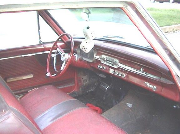 Chevydeuce 1962 Chevrolet Nova Specs Photos Modification