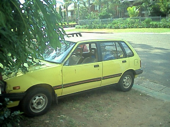 Another Dr_HumDrum 1985 Holden Barina post... - 6958740