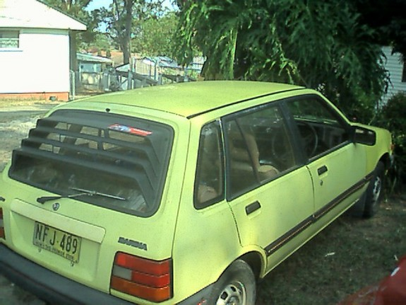 Another Dr_HumDrum 1985 Holden Barina post... - 6958741