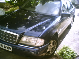 Another aqeel786 1997 Mercedes-Benz C-Class post... - 6960396
