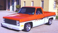 corbster 1974 Chevrolet C/K Pick-Up