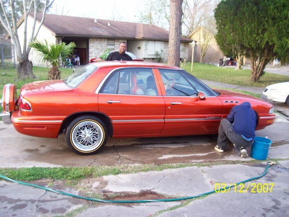 Another headturnas 1991 Buick Park Avenue post... - 6961933