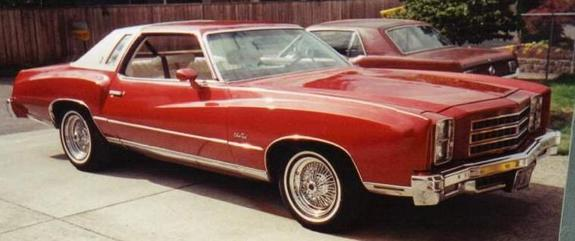 Luvtharides's 1976 Chevrolet Monte Carlo