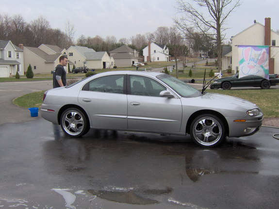 Another 20InchOlds 2002 Oldsmobile Aurora post... - 6964787