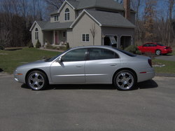 20InchOlds 2002 Oldsmobile Aurora