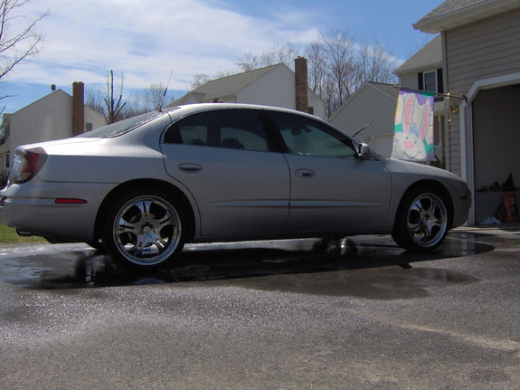 Another 20InchOlds 2002 Oldsmobile Aurora post... - 6964790