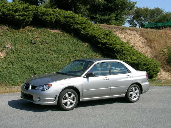 Another Raceoholic330 2006 Subaru Impreza post... - 6998983
