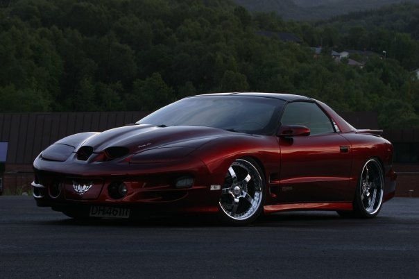 ragtop_rat 1995 Pontiac Trans Am 6965690