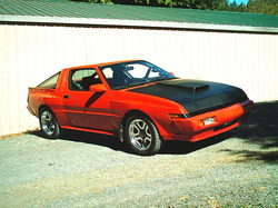 Star1starion 1987 Plymouth Conquest