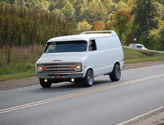 Another Tattooingsc 1974 Dodge Ram Van 150 post... - 6967659
