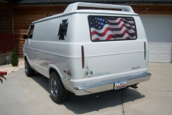 Tattooingscs 1974 Dodge Ram Van 150