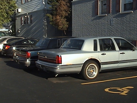 Chitowntowncar 1993 Lincoln Town Car Specs Photos Modification