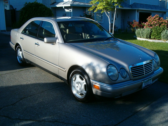 Another gemini15 1997 Mercedes-Benz E-Class post... - 6970020