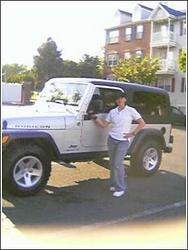 Rubicon3 2005 Jeep Wrangler