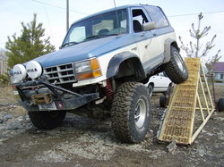 B2swisss 1989 Ford Bronco II