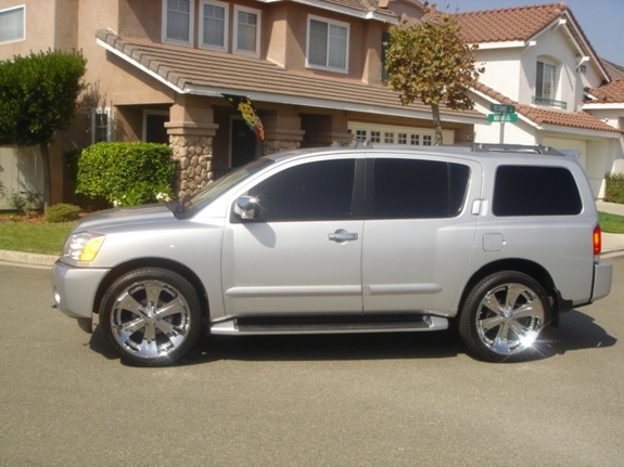 Another lbckevin 2004 Nissan Pathfinder Armada post... - 6972244