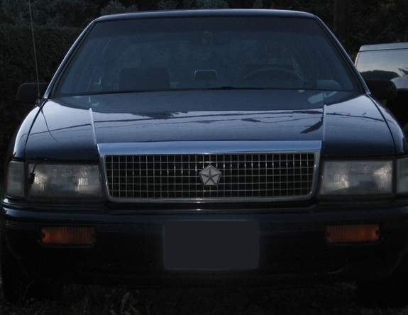 car_obsessed 1989 Plymouth Acclaim