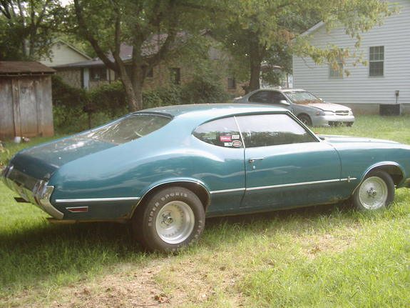 1970olds455 1970 Oldsmobile Cutlass Supreme Specs Photos