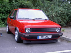 juni0rs 1986 Volkswagen Golf