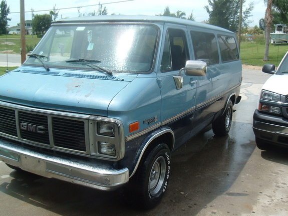 Big_blue_van 1988 GMC Rally Wagon 1500 6976714