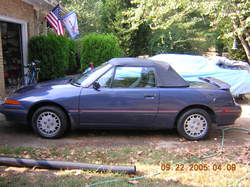 1991bluexr2s 1991 Mercury Capri