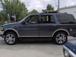 34slams 1999 Ford Expedition