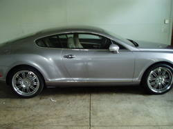 Eskizz21s 2005 Bentley Continental GT