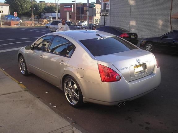 Another 1fineacura 2005 Nissan Maxima post... - 6992245