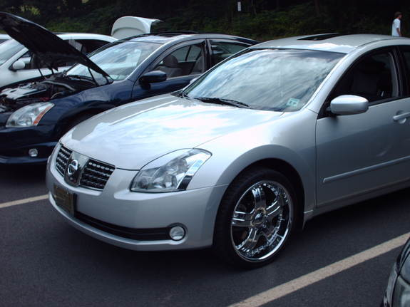Another 1fineacura 2005 Nissan Maxima post... - 6992249