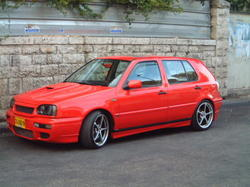 Greddyvr6s 1998 Volkswagen Golf
