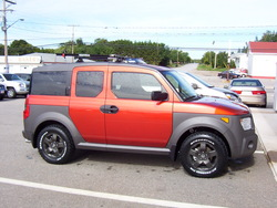 spotthedogg 2005 Honda Element