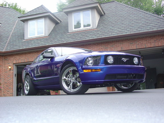 Another BLUDAZE 2005 Ford Mustang post... - 6984680