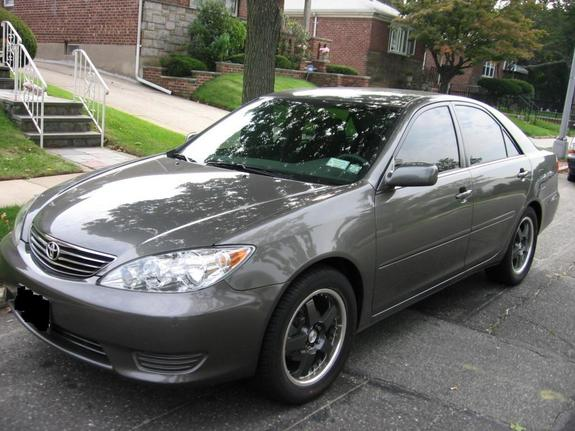 el nyc 2005 toyota camry specs photos modification info. Black Bedroom Furniture Sets. Home Design Ideas