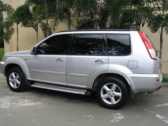 lllsilverlll 2004 nissan x trail specs photos modification info at cardomain. Black Bedroom Furniture Sets. Home Design Ideas