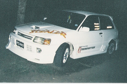 Hotstepperzs 1992 Toyota Starlet