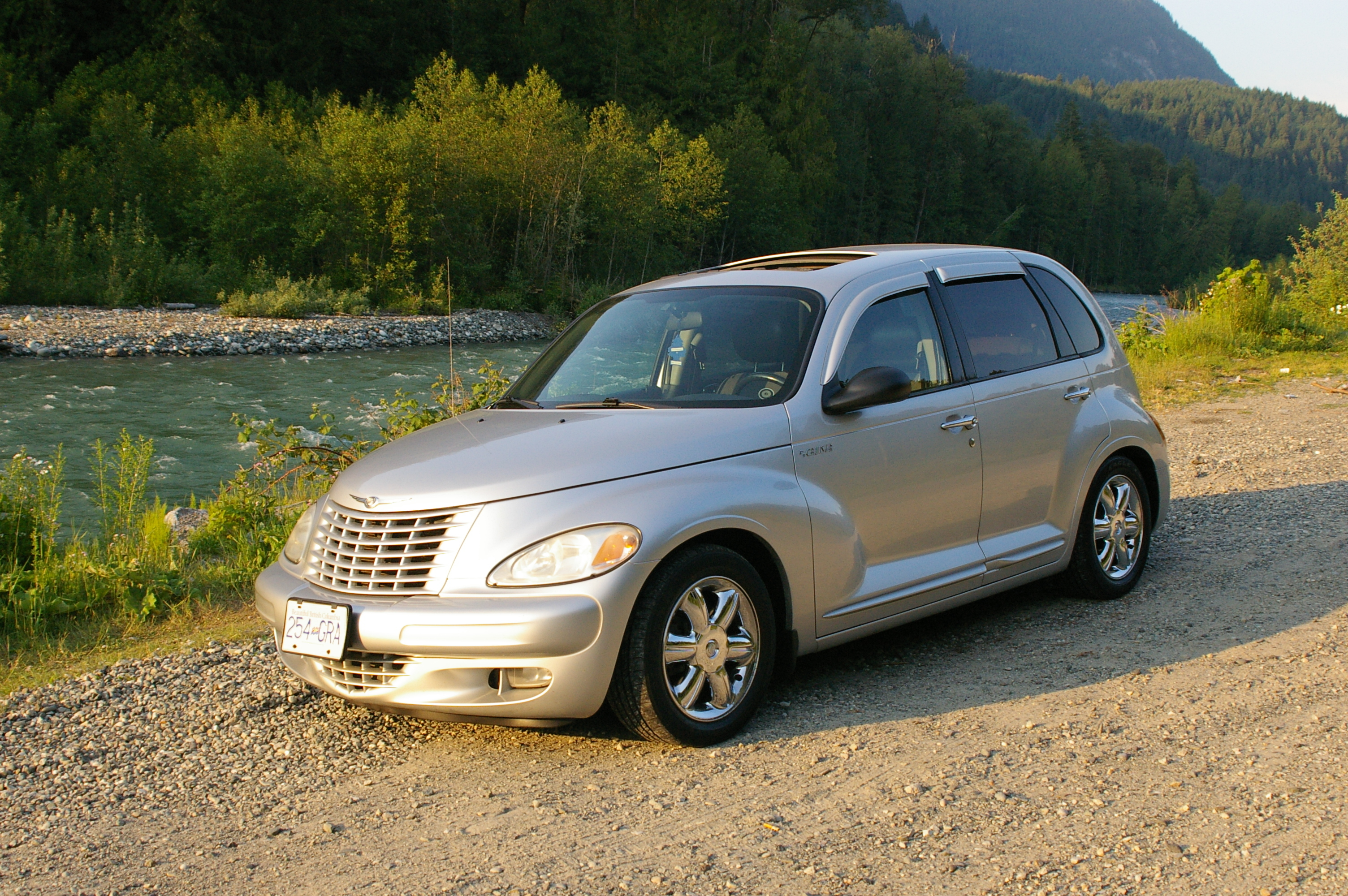 ptcanadian 2003 chrysler pt cruiser specs photos. Black Bedroom Furniture Sets. Home Design Ideas
