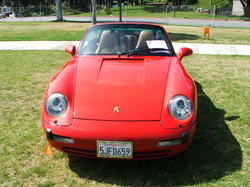 GRS993s 1995 Porsche 911