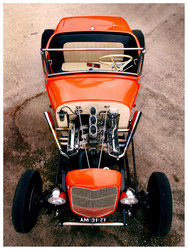 Kustomstore 1929 Ford Roadster