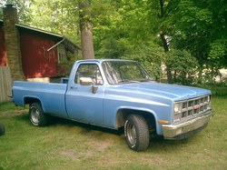 krashkotts 1981 GMC Sierra 1500 Regular Cab